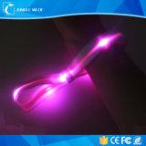 piscamento elevado da visibilidade do bracelete do Wristband do diodo emissor de luz de 13.56MHz RFID NFC (15 cores)