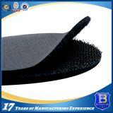 Zona di gomma personalizzata del PVC della polizia dal marchio sollevato con la protezione del Velcro