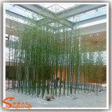新しいデザイン屋内装飾的な未加工タケプラント木