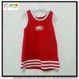 縞の印刷の赤ん坊の摩耗のGotsの赤ん坊の衣服の服