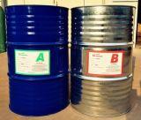 Matière première de polyuréthane de polyol et d'isocyanate de polyester pour le poussoir ou la chaussure P-5005/I-5002 de santal de sports