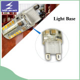Lumière d'ampoule de DEL G9 avec l'épaisseur mince