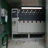 ケーブル配線ボックスコンパクトの切換え端末
