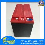 Batería tamaño pequeño de la rueda de la batería 12 V tres de los vehículos eléctricos