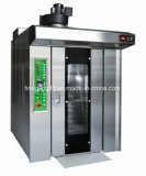 De commerciële Apparatuur van de Bakkerij van de Oven van het Roestvrij staal Roterende met Ce