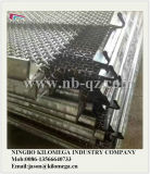 Constructeur de treillis métallique serti lourd de mine de treillis métallique