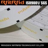 Etiquetas anti-roubo da prova ISO18000-6c MPE Gen2 RFID da têmpera