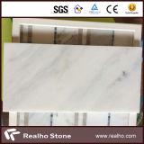 Azulejo de mármol blanco oriental Polished para la pared/el suelo