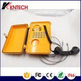 De Telefoon van het SLOKJE van de Telefoon van de noodsituatie voor Industriële Gebruikte knsp-01 Kntech