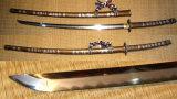 Daimyo japonés hecho a mano Taichi/espada verdadera Katana