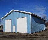 ISO 9001:2008는 공장 건축 강철 구조물 헛간을 조립식으로 만들었다