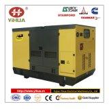 gerador Diesel da potência portátil elétrica do motor de 10-250kw Weifang Ricardo silencioso