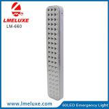 Luz Emergency recarregável do diodo emissor de luz de Protable SMD