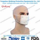 Schützende Respirator-und Krankenhaus-Prozedur-Wegwerfgesichtsmaske mit Earloop Qk-FM007