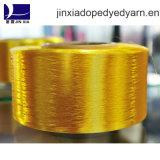 Filato di poliestere tinto stimolante del filamento 600d/144f di FDY