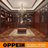 Mobilia classica del salone della mobilia della villa dei 4 piani impostata (OP16-Villa07)