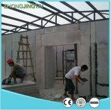 Die preiswerten einfachen Fertighäuser montieren Ausschnitt-Beton-Vorstand