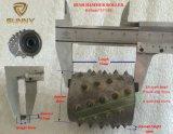 Форма Франкфурт инструмента молотка Bush диаманта для процесса каменной отделкой