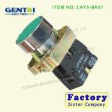 Interruptor de tecla convexo industrial mais barato bonito do retorno da mola da tecla Lay5-Ep31