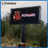 Do painel grande do diodo emissor de luz da cor cheia brilho impermeável, elevado ao ar livre para o anúncio comercial
