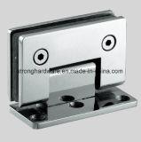 SH90SLまっすぐな端の斜角90degreeは側面の浴室ガラスクランプを選抜する