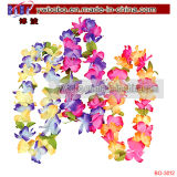 Hawaiian Party Product Aloha Party Rainbow Floral Leis (BO-3008)