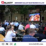 P3.91/P4.81 visualización de pantalla al aire libre de interior del alquiler LED