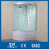 Cabine hydraulique confortable 900mm de douche