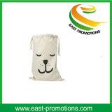 Saco de cosméticos bonito em forma de algodão
