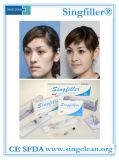 Llenador ácido del tejido de Singfiller Hyaluornic del Ce para el cosmético