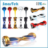 Smartek Hot Sale Skateboard électrique E-Scooter Patinete Electrico Self Balancing Hoverboard Segboard Smart Two Wheel Skateboard avec LED Light S-010-Cn