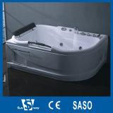 최신 판매 목욕탕 코너 성숙한 온수 욕조