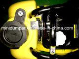 Малой установленный землечерпалкой Compactor вибрируя плиты для сбывания