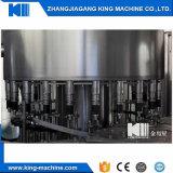 良質の天然水の瓶詰工場の機械装置