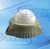 3W는 알루미늄 플라스틱 상자 덮개 둥근 LED 점광원을 방수 처리한다