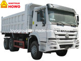 Carro de descargador de Sinotruk HOWO 371HP 10-Wheel 18m3/20m3 6X4