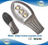 Venta caliente de Yaye 18 3/5 año de la garantía de la MAZORCA 150W LED de luces de calle/lámpara de calle de la lámpara/150W LED del camino de la MAZORCA 150W LED