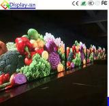Visualización de LED al aire libre a todo color del alquiler P8