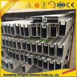 Profilo di alluminio di alluminio personalizzato del blocco per grafici di portello
