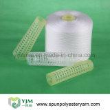 hilados de polyester hechos girar el 100% del hilo de coser 50s/2