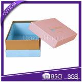 Rectángulo de empaquetado de papel rígido por encargo del cuidado de piel de los cosméticos