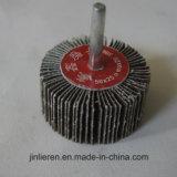 Roda de aba Xinte com cabeça de moagem com mangueira de eixo 15