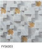 Mosaico de mármol vendedor caliente para la decoración de la pared (FYSK007)