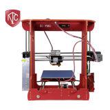 Tnice 아크릴 착색된 프레임을%s 가진 탁상용 전문가 3D 인쇄 기계