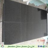 Losas negras absolutas del granito para el suelo/el azulejo de la encimera/de la pared/el azulejo de la vanidad