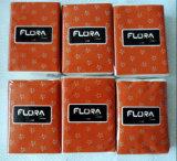 Mini papier de soie de soie Pocket pour le déplacement sortant