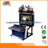 Máquina de juego mortal de la cabina de Taito Vewlix-L de la arcada de Kombat del simulador para los cabritos