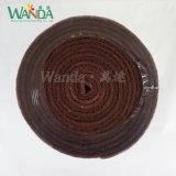 Rullo di rilievo abrasivo di nylon di raschiatura di uso di Industial
