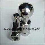 Bille sanitaire de nettoyage de l'acier inoxydable CIP de Zhejiang L&B
