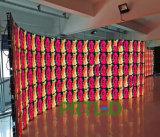 Arrendamento ao ar livre do diodo emissor de luz de Pantalla da cor cheia com painel 500X500mm/500X1000mm (P4.81, P5.95, P6.25)